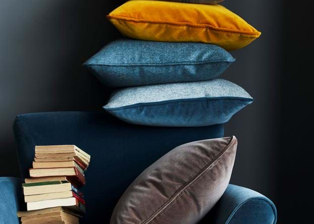 Scatter cushions