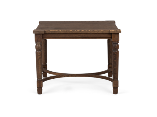 Blenheim, square low side table 60, side copy