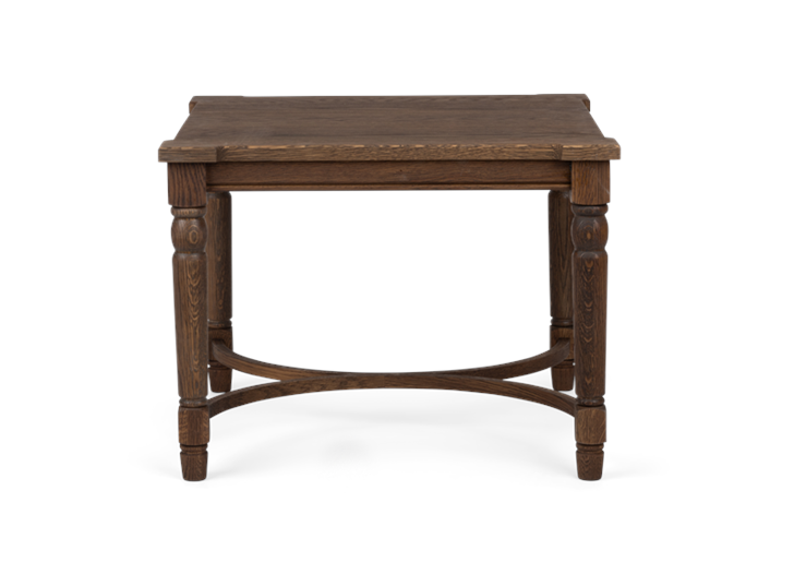 Blenheim, square low side table 60, side copy
