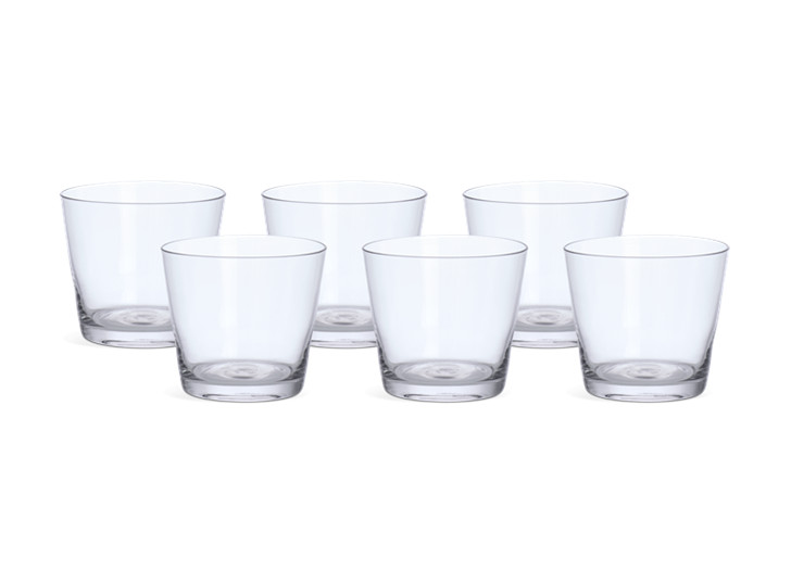 Alderney Tealight Holders, Set of 6