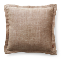 Beatrix Scatter Cushion 45x45cm, Harry Fawn