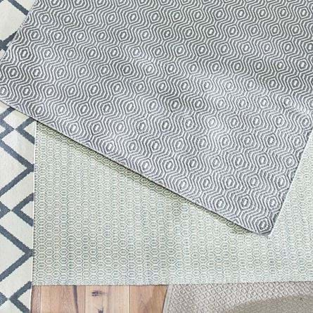 Alderbury geometric rug