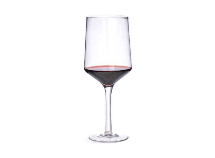 Hoxton Red Wine Glasses, Set of 6 Wine