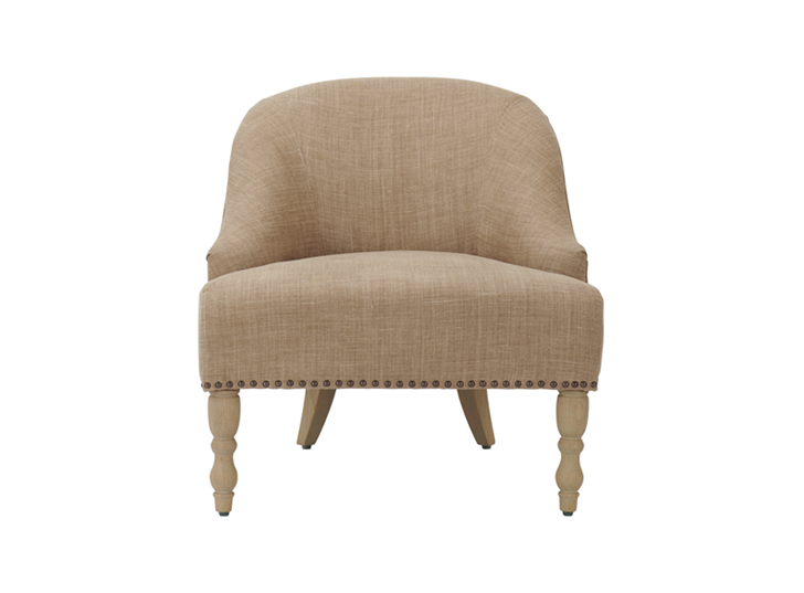 Audrey Chair Harry Fawn VO Legs_Front