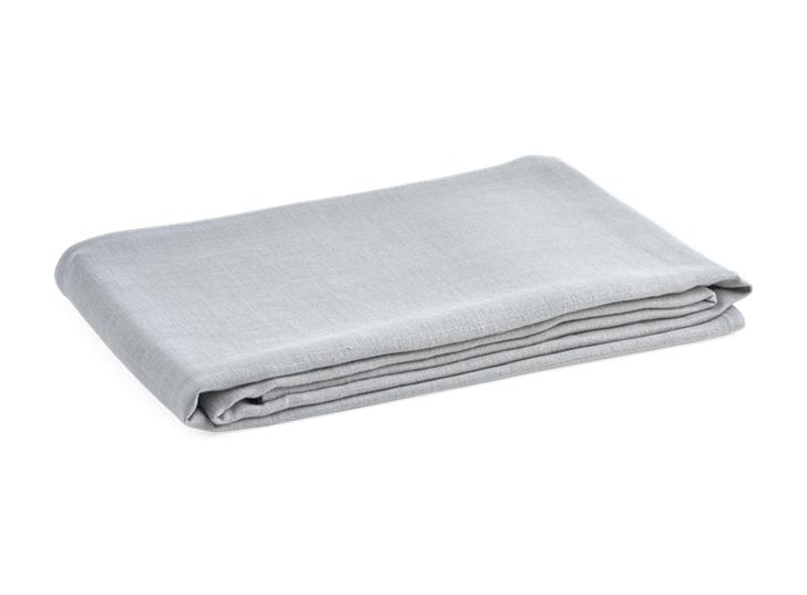 Ardel Linen Bedspread Large Fog_3Quarter