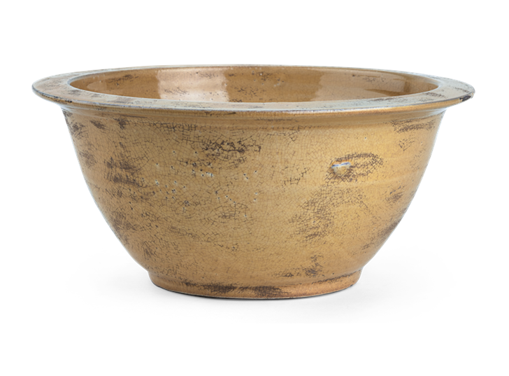 Bayswater Bowl Saffron_Front