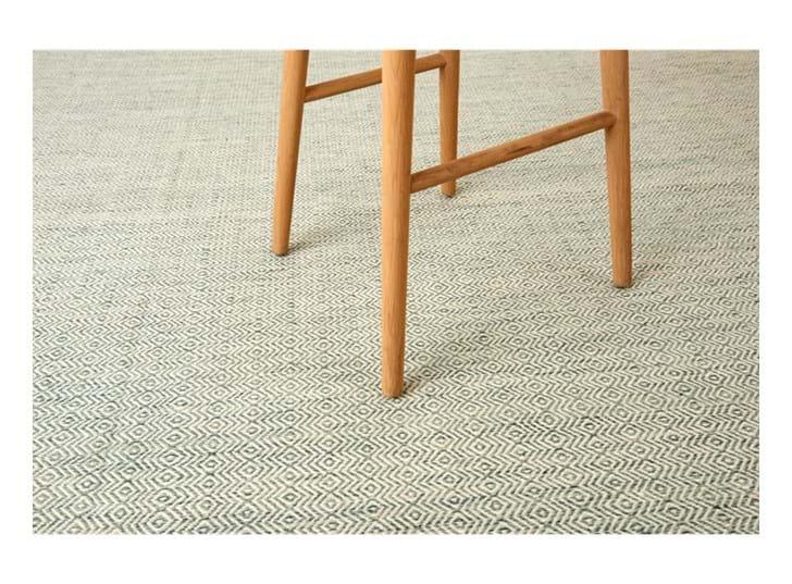 Naunton rug 200x300 teal_detail 5