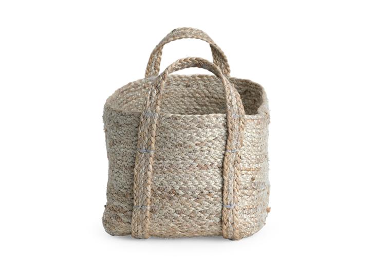 Arbroath small Jute Basket