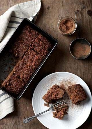 Bonfire Night Recipes_Parkin Cake
