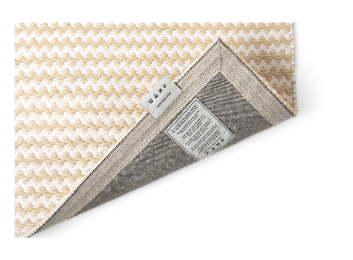Chedworth rug 70x240 off white_detail 1