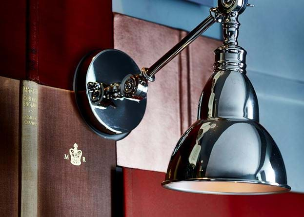 Brompton large wall light