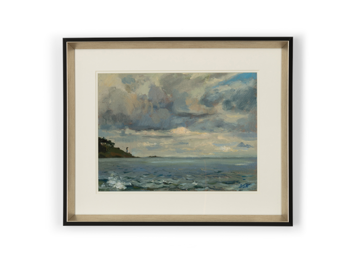 St Mawes - Open Harbour - front