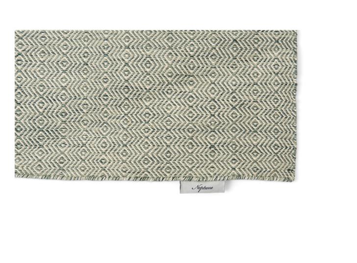 Naunton rug 70x240 teal_detail 1