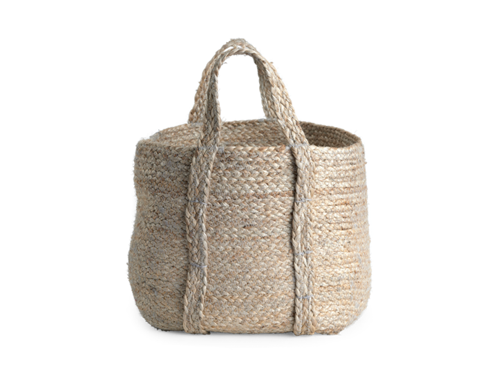 Arbroath large Jute Basket