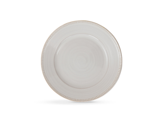 Sutton side plate, off white, above copy