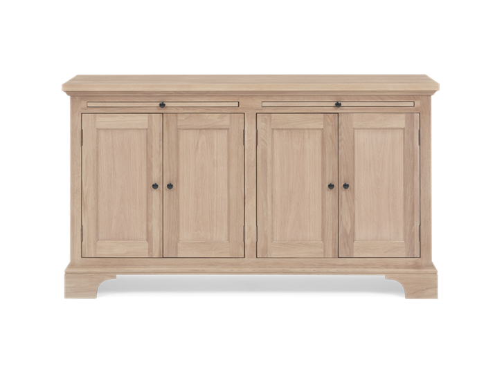 Henley 5ft Oak Sideboard Front