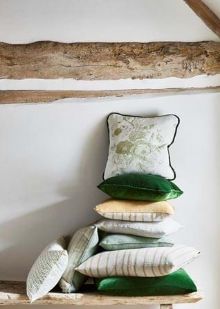 Grace scatter cushion stack