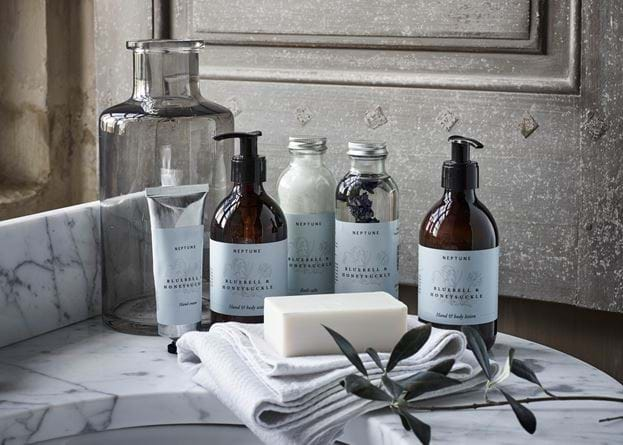 Bluebell and Honeysuckle - Oil Bath Essence 225ml