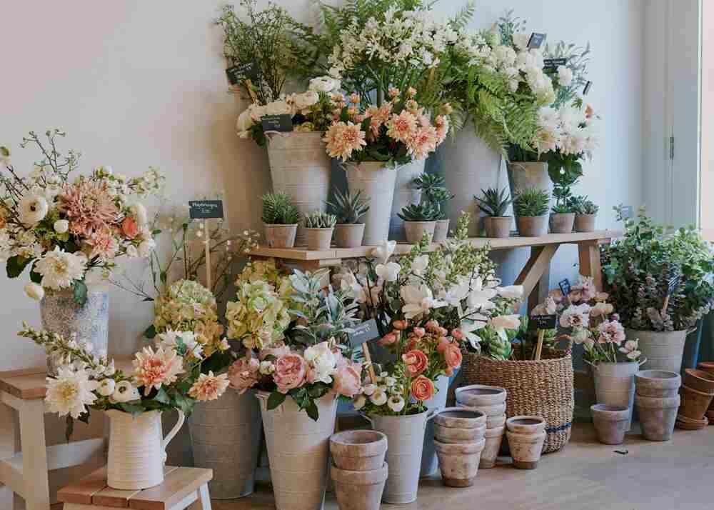 Fulham flower shop