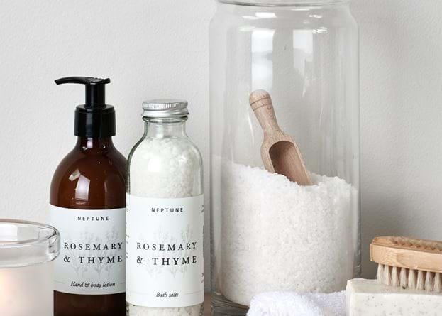 Rosemary & Thyme Hand Cream