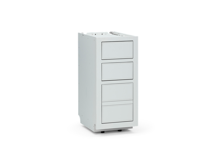 Chichester 375 3 Drawer Base Cabinet Shell 3Q