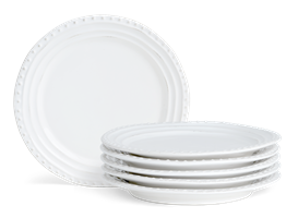 Bowsley Side Plate, Set of 6
