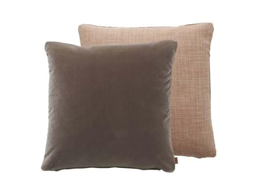 Delilah Cushion 45x45cm Isla Otter_Harry Apricot_Double