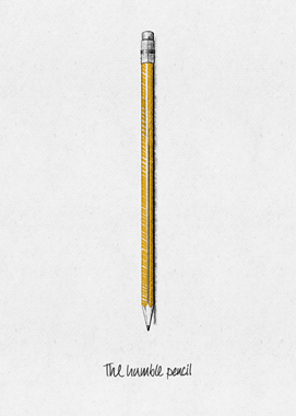 The humble pencil