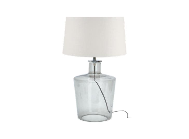 Castleford Medium Lamp Base & Lucile 15 Warm White