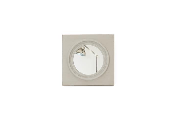 Lavenham Square Mirror 76x76cm_Front