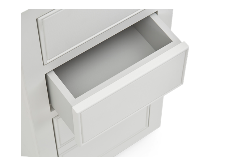 Chichester 375 3 Drawer Base Cabinet Shell z Detail 02