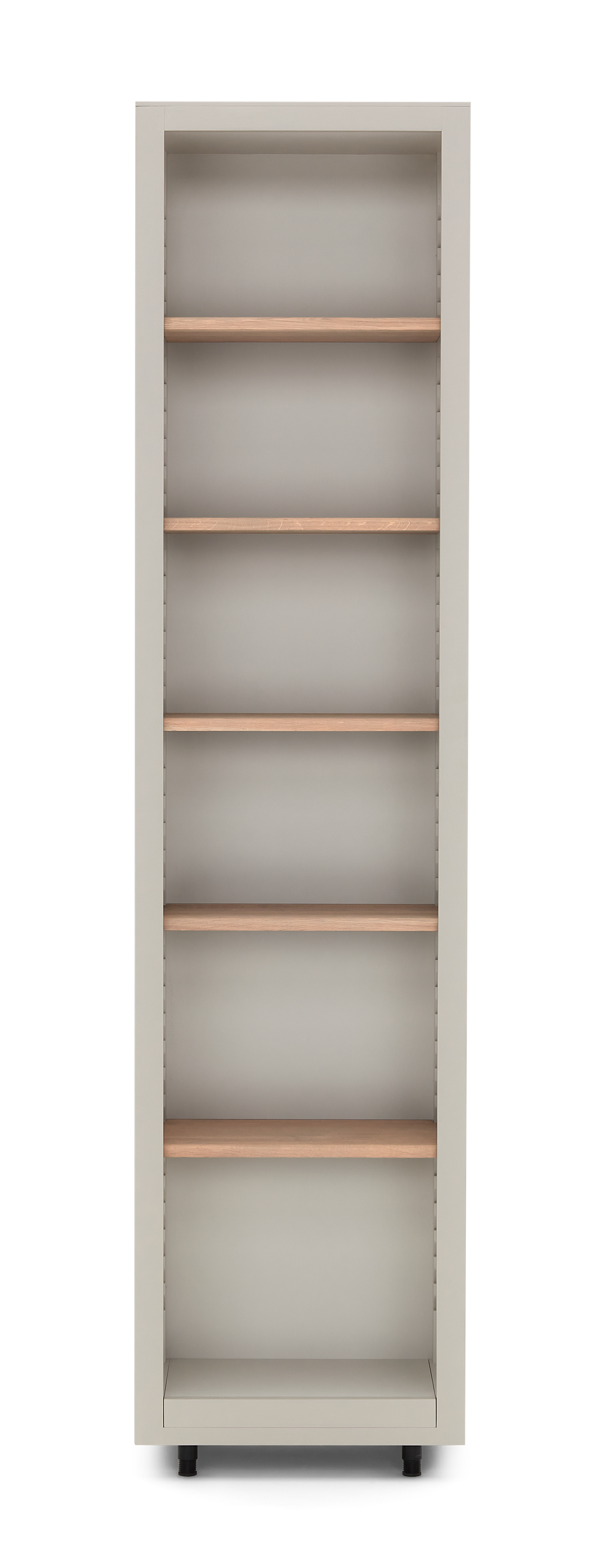 Pembroke Fitted Storage-525mm Driftwood-Silver Birch Front