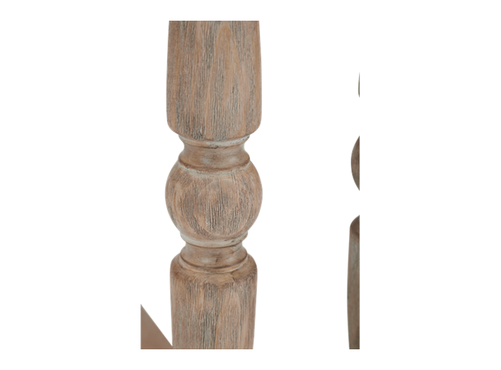 Turnberry_120 Rectangular Console Table_Seasoned Spruce_Detail2
