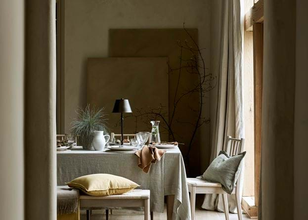Neptune Spring Table Styling Belgian Interiors