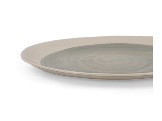 Lulworth serving platter large, rim copy