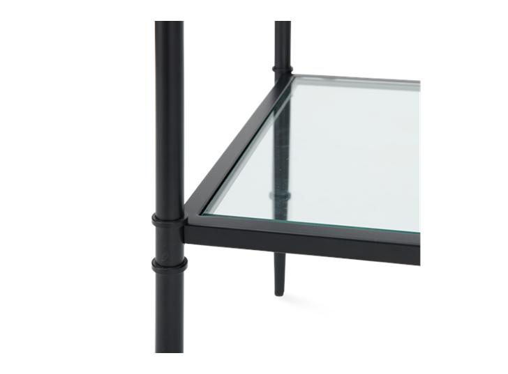 Coniston 120 Rectangular Console Table Black Bronze_Detail 3