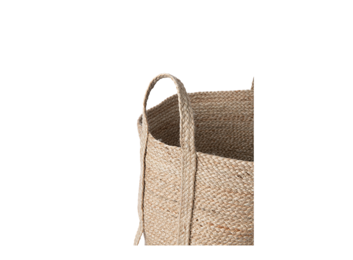 Arbroath laundry basket, handle