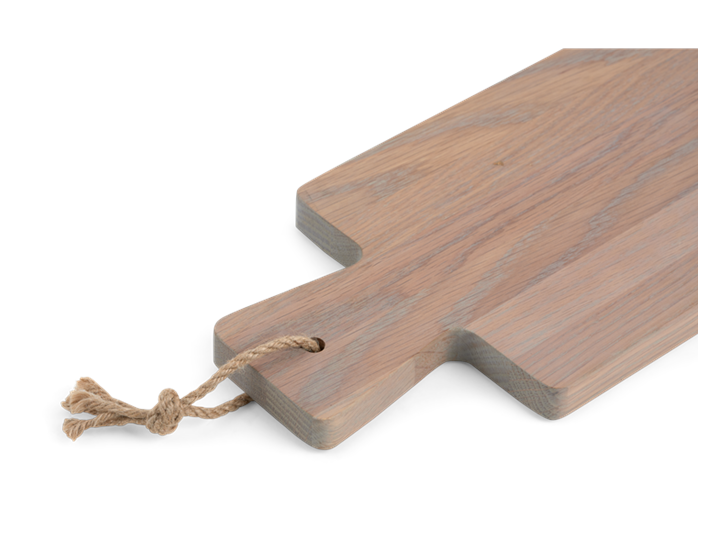 Borough Long Oak Chopping Board Seasoned Oak_Detail 1