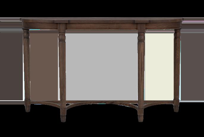 Blenhiem console table 125, front copy