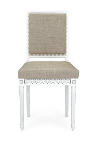 Larsson bedroom chair front