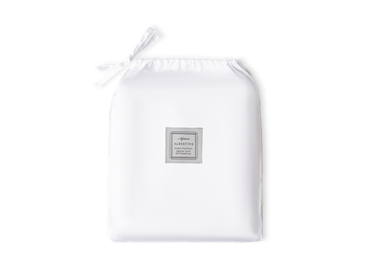 Albertine Fitted Sheet Lily Double_Front