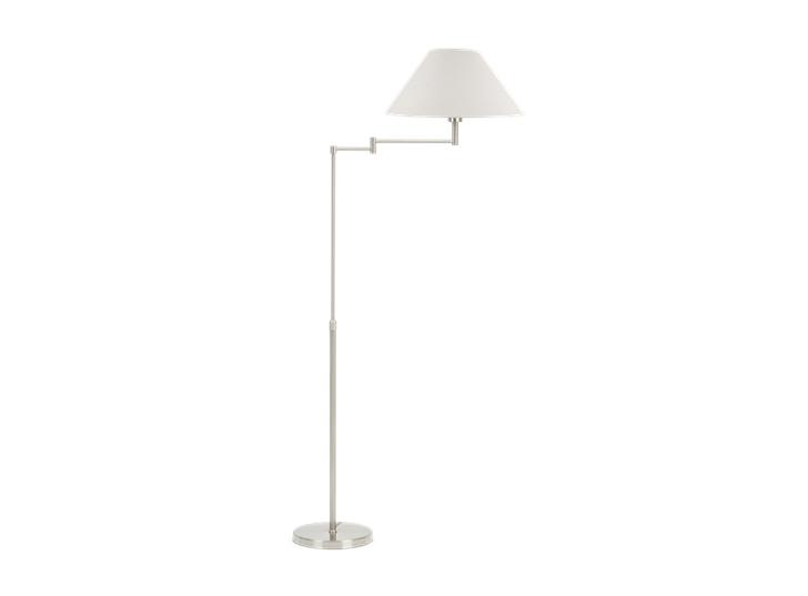 Chetham Swingarm Floor Lamp with Oliver 18 Shade