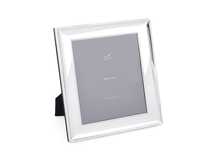 Porter 8x10 Silver Plated Photo Frame 2