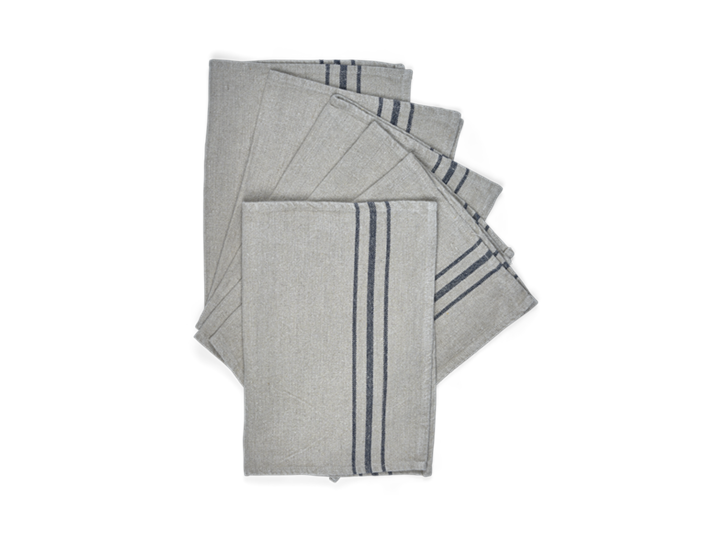 Ellis Stripe Placemats Set of 6_Stack