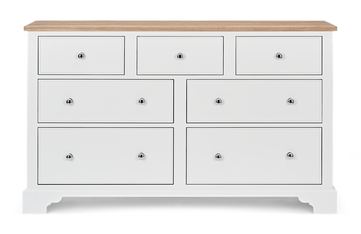 Chichester_Grand Chest of Drawers_Shell_Front
