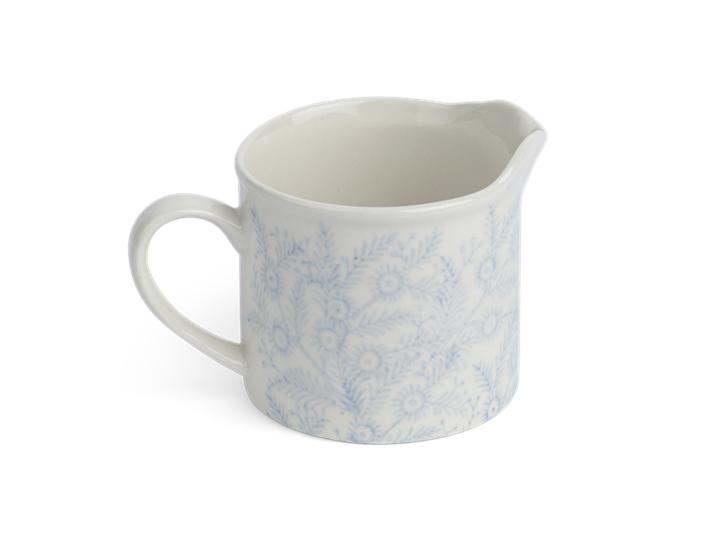 Olney Milk Jug - Flax Blue 2