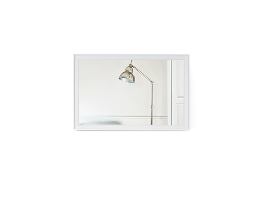 Chichester 124 Rectangular Mirror - Small 2