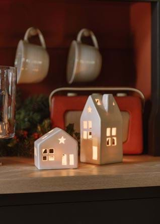 Castleton tealight holder