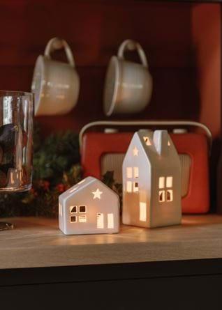 Castleton tealight holder