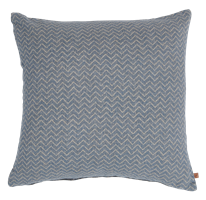 Grace Scatter Cushion  57x57cm, Eleanor Blue